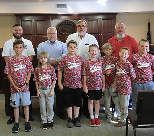 Jasper City Council May 2019