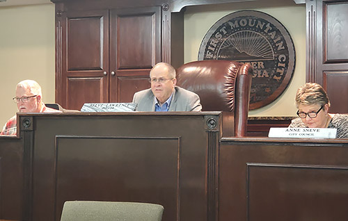 Jasper City Council Special Called Meeting January 2020