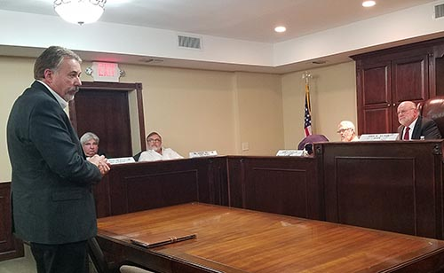 Jasper City Council Meeting February 2018
