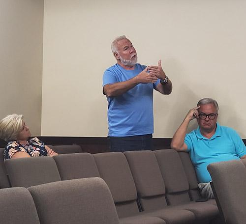 Jasper City Council October 2019