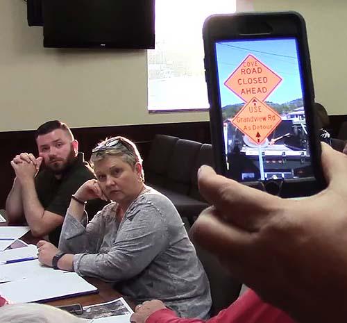 Jasper City Council Work Session March 2019