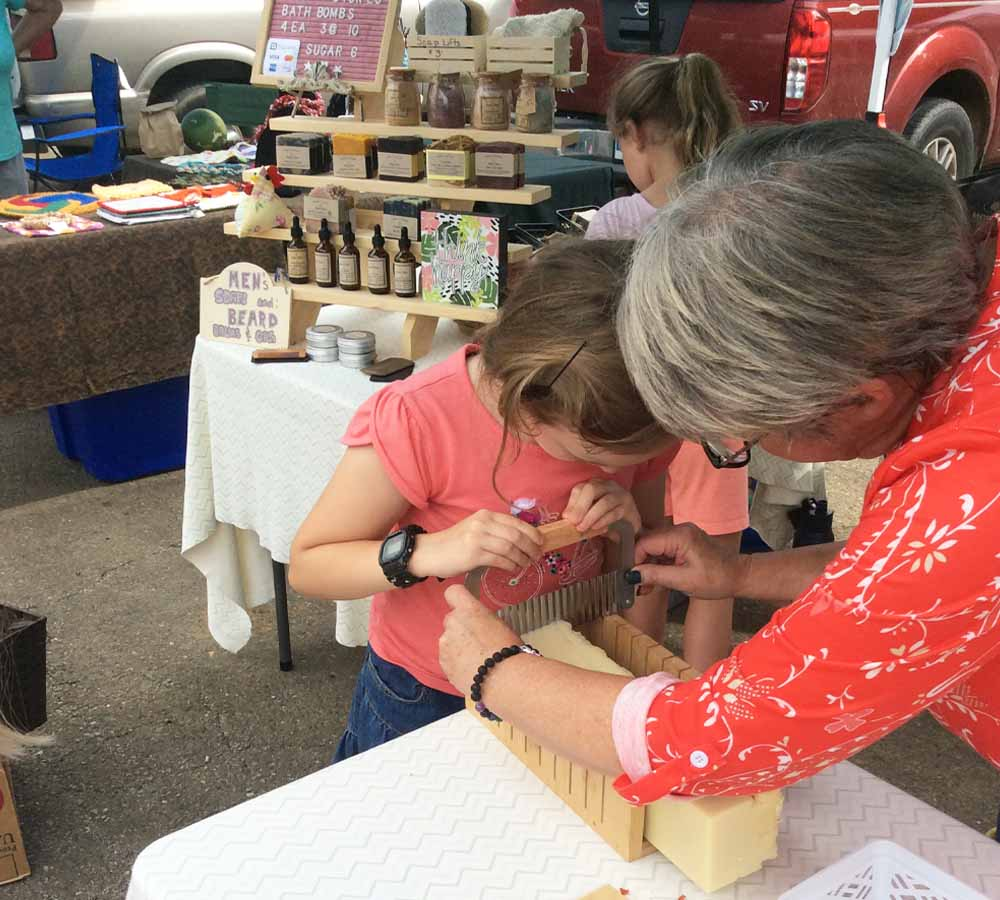 Jasper Farmers Market Relocates During Jeepfest