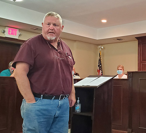 Jasper Planning and Zoning Commission June 2020