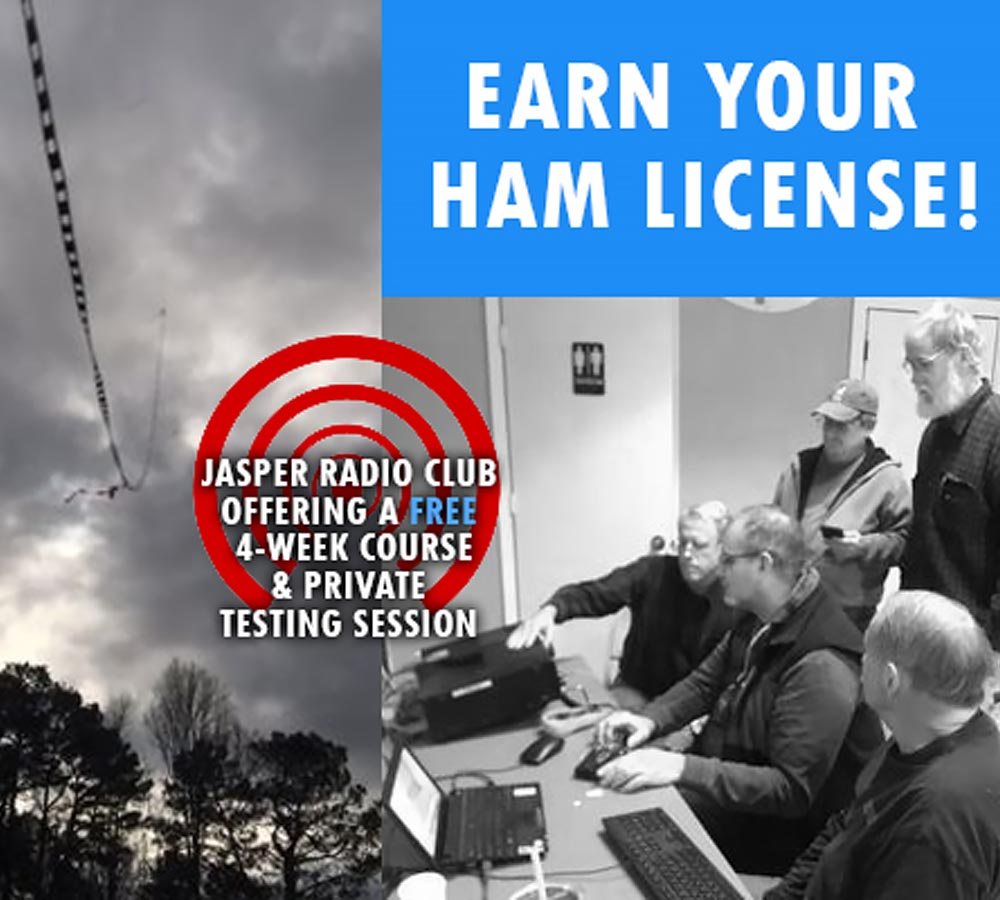 FREE Course to Earn Ham License