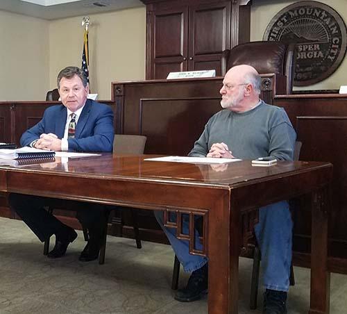 Jasper Sewer System Improvements Public Meeting