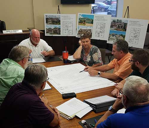 Jasper City Council Works Session   Gateway in the Mountains