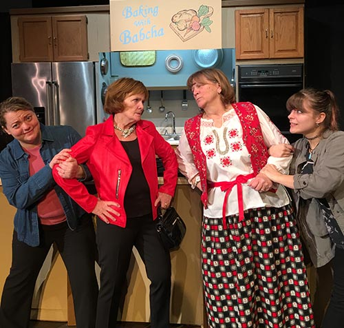 Kitchen Witches Opening Friday With New Cast Member