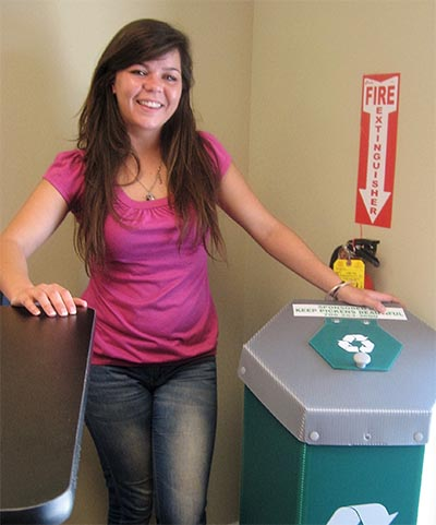 Carrington Coffee Joins KPB Recycling Program
