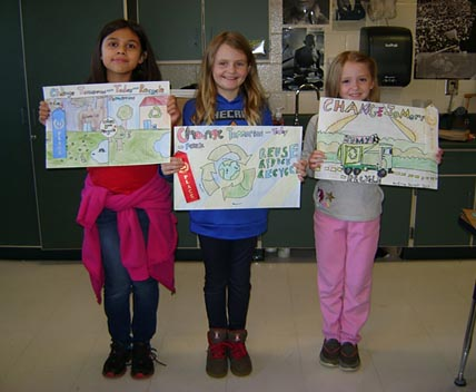 Change Tomorrow-Today-Recycle Poster Contest Winners Announced
