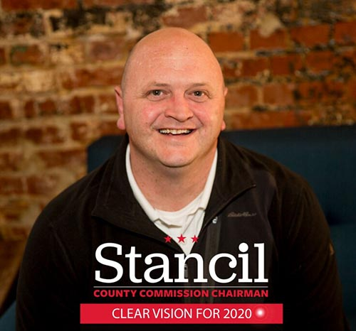 Kris Stancil Announces Candidacy For Chairman of the Pickens County Board of Commissioners
