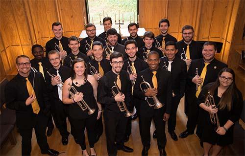 KSU Trumpets Return to Holy Family