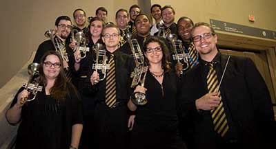 Kennesaw State Trumpets return to Holy Family in Free Concert