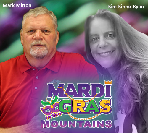 Vote for Pickens Mardi Gras in the Mountains King & Queen