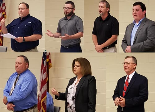 Local Races Candidate Forum May 2018