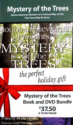 Holiday Gift Idea:  Mystery of the Trees Book and DVD Bundle