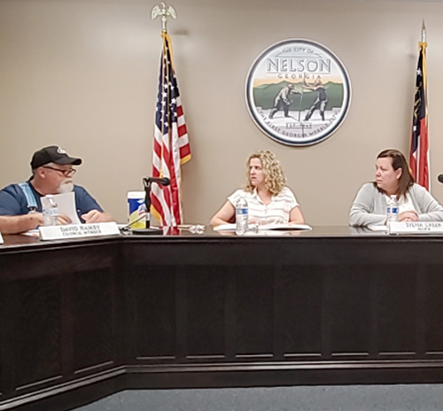 Nelson City Council Called Meeting | FY 2021 Budget Vote