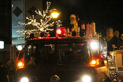 9th Annual Night of Lights / Parade of Lights Christmas Celebration