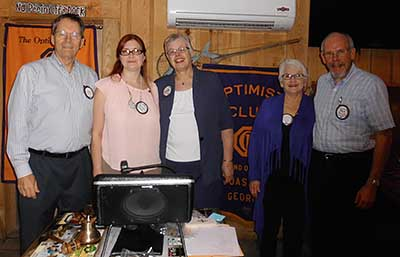 Optimist Welcome New Members
