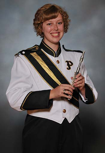 PHS Band Student of the Week:  Kayla Low