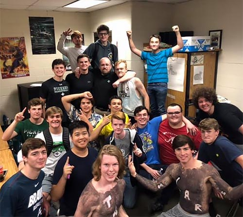 PHS E-Sports Rocket League State Champions