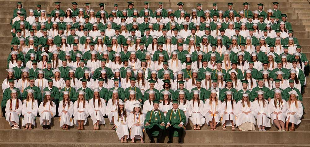 2016 Pickens High School Graduates