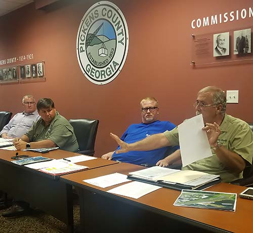 Pickens County Airport Authority June 2019