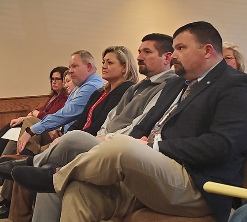 Pickens County Board of Education Work Session | Called Meeting March 2020