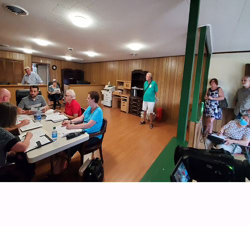 Pickens County Board of Elections and Registration July 2021