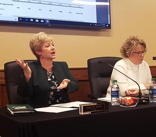 Pickens County Board of Education January 2019
