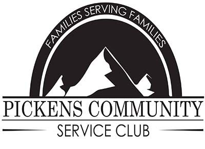 The Pickens Community Service Club Wonders...
