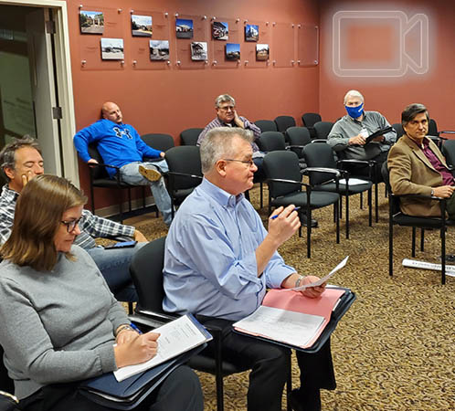 Pickens County Airport Authority December 2020