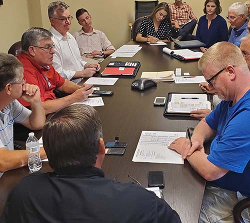 Pickens County Airport Authority September 2019