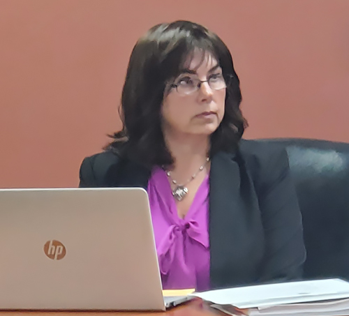 Charlene Bunch, New Finance Director for Pickens County Government