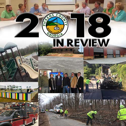 The Pickens Report: 2018 In Review