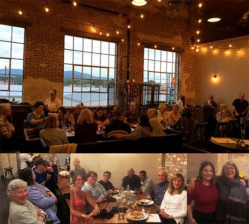 Pickens County Democrats and Appalachian Indivisible Gathering