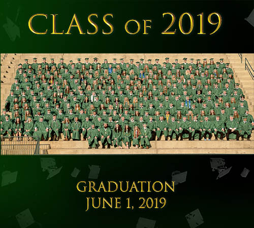 Congratulations Pickens High School Class of 2019