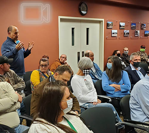 Pickens County Planning December 2020