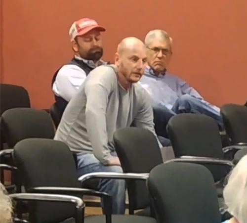Pickens County Planning Commission February 2019