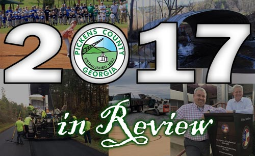 The Pickens Report:  2017 In Review