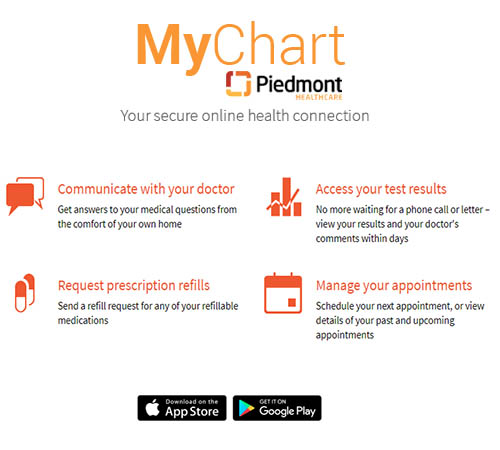 Use Piedmont's Online Scheduling Option for  College Physicals, Fall Sports