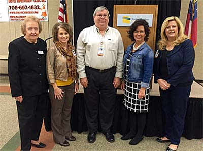 Piedmont Mountainside Hospital Sponsors Chamber November Breakfast