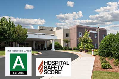 Piedmont Mountainside Hospital earns top marks for patient safety