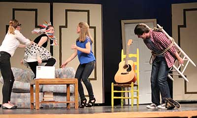 PHS Theatre Department's Community and One-Act Performances