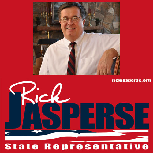Rick Jasperse Seeks Re-Election to Georgia House of Representative District 11