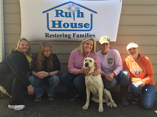 Ruth House Ladies Adopt From Pickens Animal Shelter