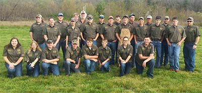 Pickens County S.A.F.E Team Qualifies for State