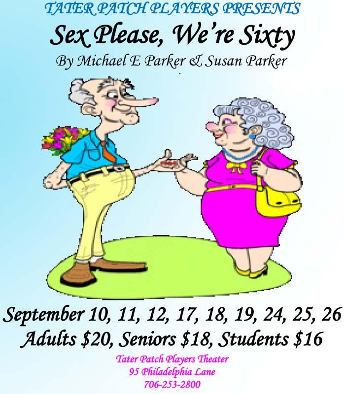 Sex Please, We