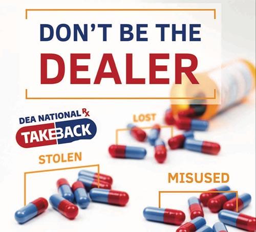 Piedmont Hospitals Support National Drug Take Back Day