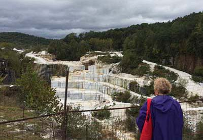 Tour Marble Quarry and Tate Elementary During Tate Day