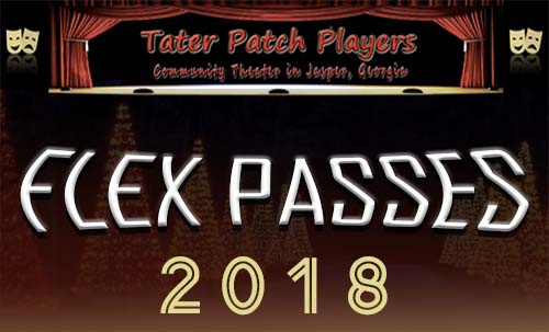 Tater Patch Players Entertains Pickens and North Georgia All Year Long